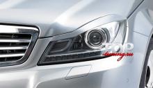 8931 Реснички GT на Mercedes C-Class W204