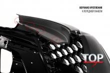 8961 Передний бампер ATOM на Hyundai Creta