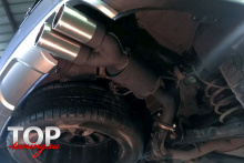 8978 Выхлопная система Remus Guffo на Hyundai Santa Fe 3 (DM)
