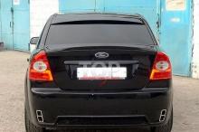9016 Козырек на заднее стекло A`PEX Premium на Ford Focus 2