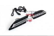Дневные ходовые огни Facelifted на BMW 3 E90/E91/E92/E93 (FACELIFTED 2009 - 2011)