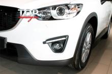 Дневные ходовые огни Lambo Style на Mazda CX-5 1 поколение