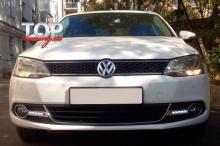 Дневные ходовые огни Union на VW Jetta