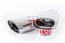 Купить насадку на глушитель BMW X5 / BMW X6 / volkswagen tiguan / volkswagen touareg