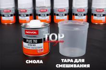 Купить набор для ремонта стеклопластиковых обвесов