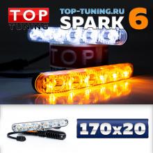 Купить качественные дневные ходовые огни / Яркие LED ходовые огни