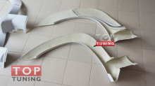 Набор расширителей крыльев, обвес AERO, тюнинг BMW X5 E53
