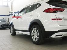 9167 Обвес Ambassador на Hyundai Tucson