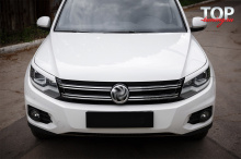 9223 Реснички Advance на VW Tiguan I