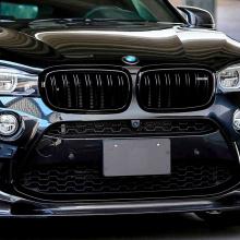 Черные М ноздри (решетки) на BMW X5 F15