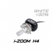9227 Светодиодная лампа Optima LED i-ZOOM H4 +30% White