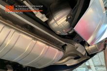 ТЮНИНГ ВЫХЛОПА ДЛЯ MERCEDES BENZ GL X166 ЗВУК AMG G63 ДЛЯ ШТАТНОЙ ВЫХЛОПНОЙ СИСТЕМЫ