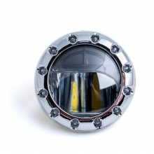 LED ПРОТИВОТУМАННЫЕ ФОНАРИ ОПТИМА ЛЕД ФОГ LFL-568 - 95 мм.