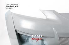 941 Передний бампер - Обвес AutoEXE на Mazda CX-7