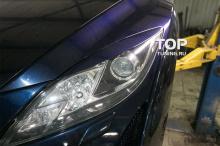 945 Передний бампер - Обвес AutoEXE на Mazda 6 GH