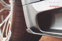 9511 Элероны под пороги - обвес TCR-II для BMW X5 F15 / X5M F85