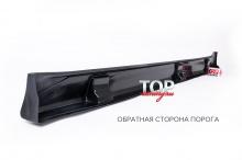 ТЮНИНГ КИА СИД 3 (2018+)  ПОРОГИ ADVANCE