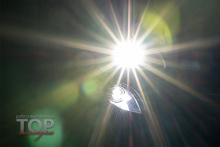 LED ПРОТИВОТУМАННЫЕ ФОНАРИ  MTF LIGHT FL12MZ OEM MAZDA