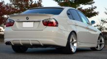 962 Накладки на пороги AC Schnitzer на BMW 3 E90