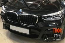 9655 Электронная выхлопная система THOR на BMW X4 G02