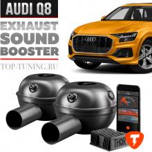 9664 Электронная выхлопная система THOR для Audi Q8