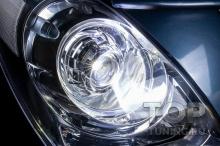 9732 Светодиодный Би-модуль GTR Bi-LED ver. 2.8 - 3.0 дюйма, круглая, 4500K