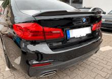 ДООСНАЩЕНИЕ БМВ 5 - СЕРИИ ЗАДНИЙ СПОЙЛЕР M PERFORMANCE КАРБОН PRO НА КРЫШКУ БАГАЖНИКА BMW  G30 / M5 F90