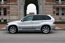 Накладки на двери. Дополнительные молдинги к комплекту Aerodinamic BMW E53 X5