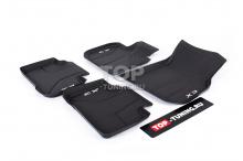 9885 Всепогодные коврики с бортиком для BMW X3 G01 X3M F97