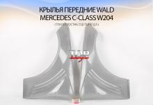 992 Крылья передние - обвес WALD на Mercedes C-Class W204