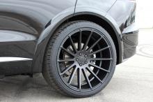 Эти колеса имеют размер 23 дюйма в диаметре и 11 дюймов в ширину.