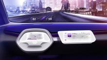 Концептуальный полностью электрический кроссовер является третьим автомобилем в линейке I.D. Volkswagen с нулевым уровнем выбросов.