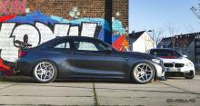 Британская тюнинг-компания Evolve поработала с  BMW M2 и смело назвала его BMW M2 GTS.