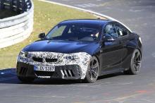 С предстоящим выходом на рынок экстремального BMW M2 CS (Club Sport), запланированного на следующий год, ожидается, что баварский автомобилестроитель сначала выпустит очередное незначительное обновление M2.