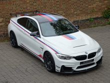 Редкий RHD BMW M4 DTM Champion Edition выставлен на продажу