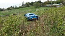 На прошлой неделе мы узнали о крушении Ferrari 488 GTB, у которого было всего 69 миль на одометре, он был совершенно новым! А теперь этот очередной Ferrari!