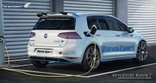 Версия Volkswagen Golf VII Razor 7E для e-Golf от RevoZport теперь доступна!