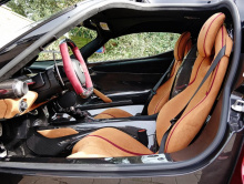 Главный технический директор Ferrari Майкл Лейтерс недавно подтвердил, что ограниченный тираж преемника LaFerrari будет выпущен через три-пять лет.