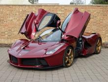 Это будет не дорожный автомобиль с двигателем от Формулы-1, как когда-то был Ferrari F50.