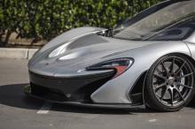 Шасси P1 № 291/375 было впервые зарегистрировано в США в 2015 году.