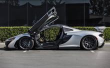 Он находится в первозданном состоянии и сдлан в одном из «элитных цветов» McLaren: Supernova Silver, а этот вариант, к слову, стоит 10 850 долларов.
