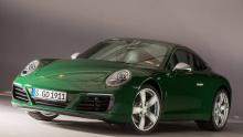 Цвет - это не единственное, что является особенностью этой 1000000-й модели 911.