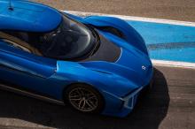 Он на 6 секунд быстрее, чем Lamborghini Huracan Performante и на 2 секунды быстрее Radical SR8LM.