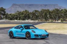 С временем круга 7 минут и 24 секунды новый Carrera GTS на одну секунду быстрее, чем предыдущее поколение GT3