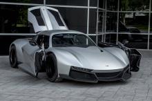 Rezvani показал свой родстер Beast еще в 2015 году. В 2016 году он дебютировал в новом дизайне – в виде купе Beast Alpha с революционными боковыми дверями. Сегодня Beast Alpha выпускается для2018  модельного года с ценой от 95 000 долларов.