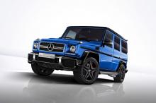Последняя модель в серии ограниченного тиража автомобилей, отмечающих 50-летний юбилей Mercedes-AMG - это Mercedes-AMG G63 Edition 50.