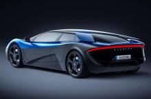 Теперь швейцарский производитель показал более детализированные изображения, а также выпустил технические характеристики своего автомобиля.