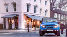 После 68 лет и двух миллионов проданных экземпляров Land Rover Defender продолжает оставаться иконой бренда.