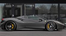 Команда Wheelsandmore сделала немало для элегантной итальянской машины.