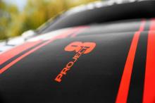 Замаскированный автомобиль в настоящее время проходит тестирования на норвежском Нюрбургринге и дебютирует на Фестивале скорости Гудвуда в следующем месяце.